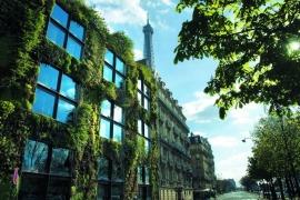 Parete Verde Museo Quai Branly, Parigi